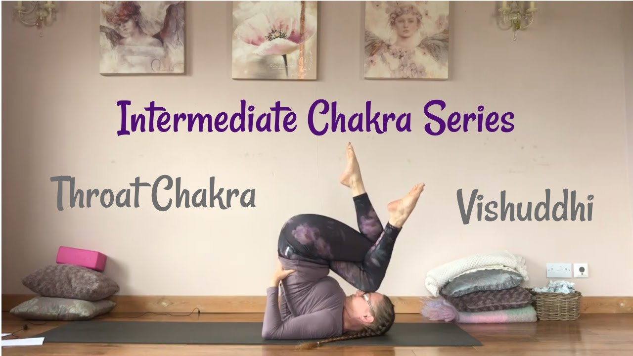 Intermediate Throat Chakra Flow