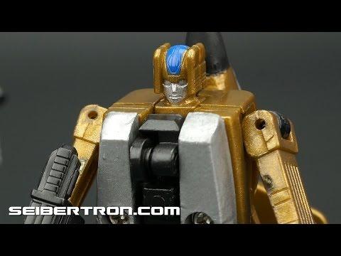 Seibertron transforms G2 Slingshot without breaking him!