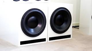 LOW BASS VS SUBWOOFERS! (unclipped audio)