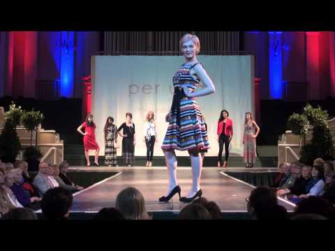 Marks and Spencer - Fashion Show (Part 1)