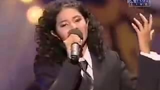 A girl who sings like Shreya Ghoshal Better than Original Song