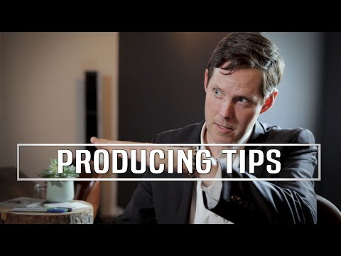 Top 10 Tips For Producing A Movie - John Paul Rice