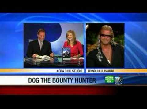 dog the bounty hunter releases book youtube