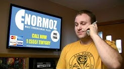 Enormoz - What REALLY happens if you order those male enhancement pills