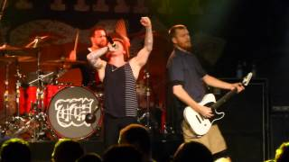 Walls of Jericho - 00056, Live @ Backstage Munich 22.1.2015
