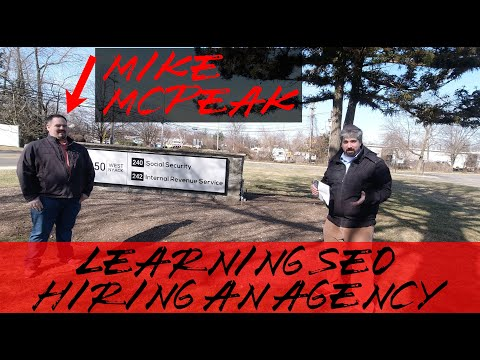Mike McPeak On Learning SEO On The Job & Hiring An SEM Agency - Vlog #120 - YouTube