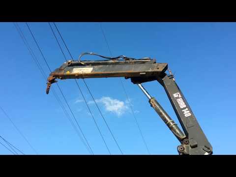 Crane Hiab 140-2