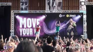 """RAGGATONIC ft. Edalam & Cuban Mob """"Mama Wepa"""" - Zumba choregraphy - Alexandre Mallier"""
