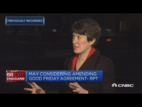 Former UK legal chief: Parliament could take control of Brexit process |  Squawk Box Europe