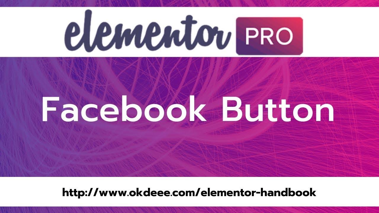 031 สอน elementor wordpress สอนใช้ Elementor Pro แนะนำการ ...