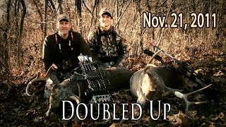 Hunting Funnels During The Rut | Midwest Whitetail 2011