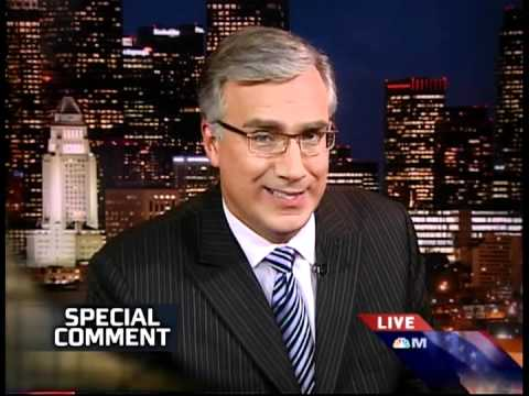 Time To Break Up The Banks - Special Comment - 2009-03-19 Countdown with Keith Olbermann