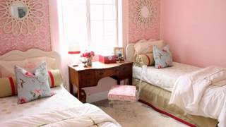 Twin Bedroom Decorations Ideas