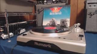 Скачать Aerosmith Rock In A Hard Place Vintage Vinyl Vault