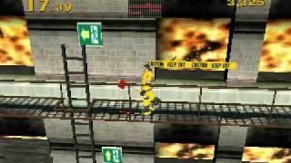 Emergency Mayhem Xbox - Hotel Hero minigame