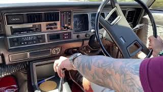 1977 Toyota Crown Test Drive