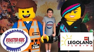 Koaster Kids at Legoland Florida