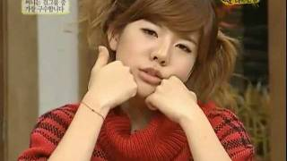 Sunny SNSD cutest moments .....