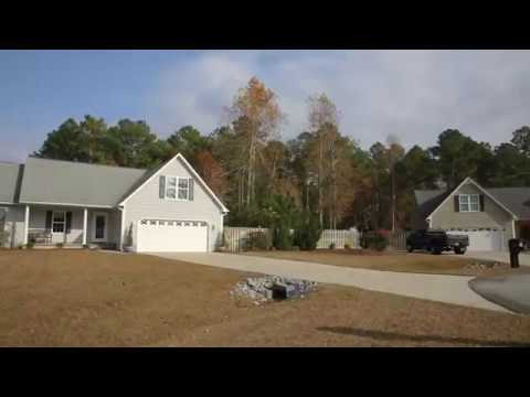 105 Aspen Court Havelock NC Video Tour