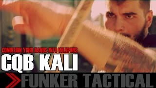 Condition Your Hands Into Weapons | Close Quarters Combat Kali | MilitaryMinds