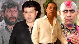 Kids of Popular Villains In Bollywood Movies   Amjad Khan, Amrish Puri, Danny Denzongpa