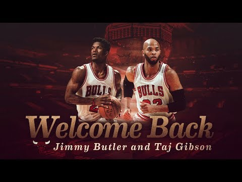 Thanks for the memories, Jimmy Butler and Taj Gibson