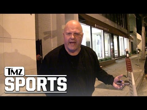 Michael Chiklis Beefs with Roger Goodell...You're NO 'Commish' | TMZ Sports
