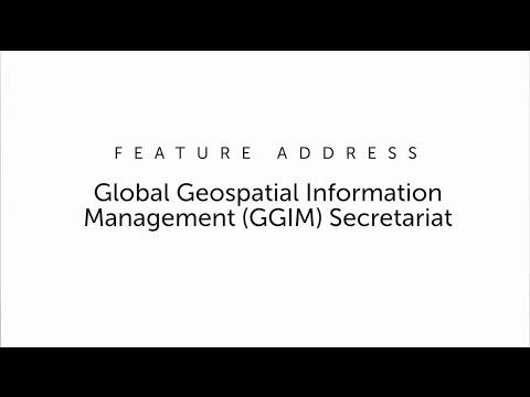 GISSTT's GIS Day 2015 –Keynote Speaker –Cecille Blake