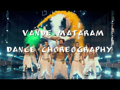 Vande Mataram Full Video l Disney's ABCD 2 l Dance Choreography By Victory Dance UAE