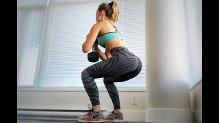 Full length Booty BuiĮding Workout
