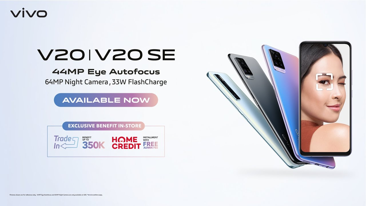 vivo V20 - Functional Video