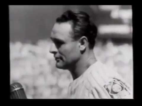 SportsCentury Greatest Athletes #34: Lou Gehrig