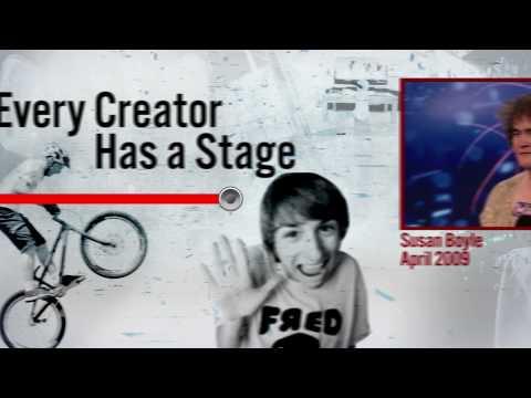 YouTube Five Year Anniversary