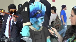 RUMBLE! League of Legends Cosplay at Anime Boston 2014