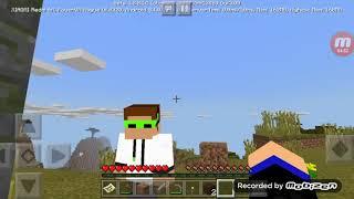 Minecraft pe сериал крик