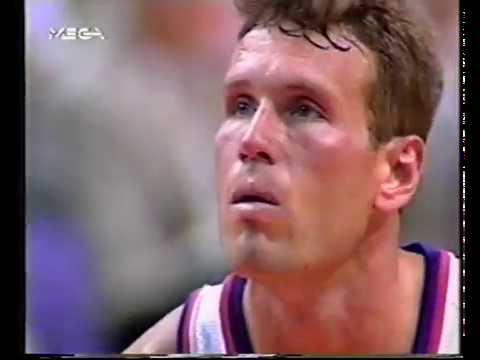 1993 NBA finals game 6 Chicago Bulls-Phoenix Suns