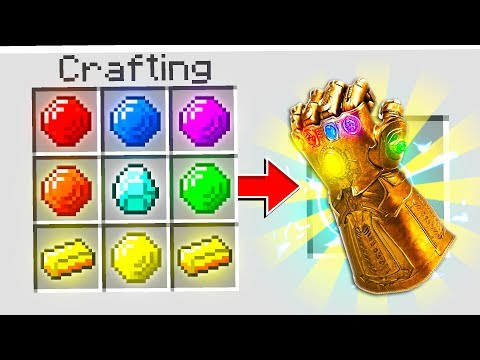 CRAFTING THE RAREST ITEM IN MINECRAFT!