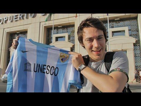 Malaga V Zenit | Eurofan