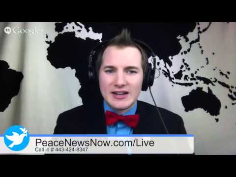 Bringing World Peace with Poetry and Literature | PNN Live #71