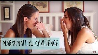 Marshmallow Challenge | Mia Rose & Ana Free