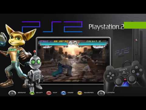 Hyperspin: Sony PlayStation 2