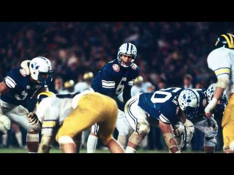 LaVell Edwards: In His Own Words
