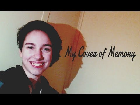 My Cover of Memory by Elaine Paige (From Cats the Musical)