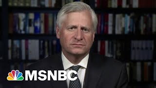 Jon Meacham: 'Democracy Is Hanging By A Thread' In America