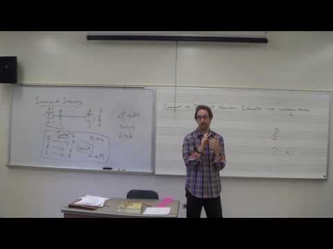 Dr. B Music Theory Lesson 3 (Intervals, Consonance vs. Dissonance)
