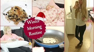 MORGEN ROUTINE WINTER EDITION + VERLOSUNG ♡ Thumbnail