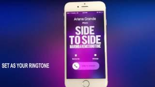 Ariana Grande Nicki Minaj Side To Side Marimba Remix Ringtone