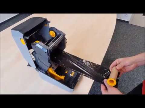 Instlace ribbonu do tiskárny (Zebra ZD620)