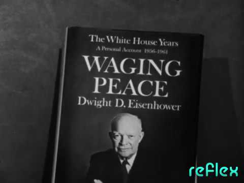 "President Dwight D. Eisenhower ""Waging Peace"" Interview, 1965 (HD)"