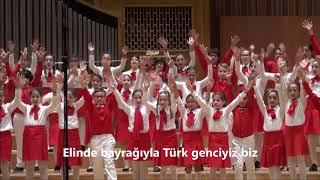 TÜRK GENCİYİZ BİZ (YENİ MARŞ)